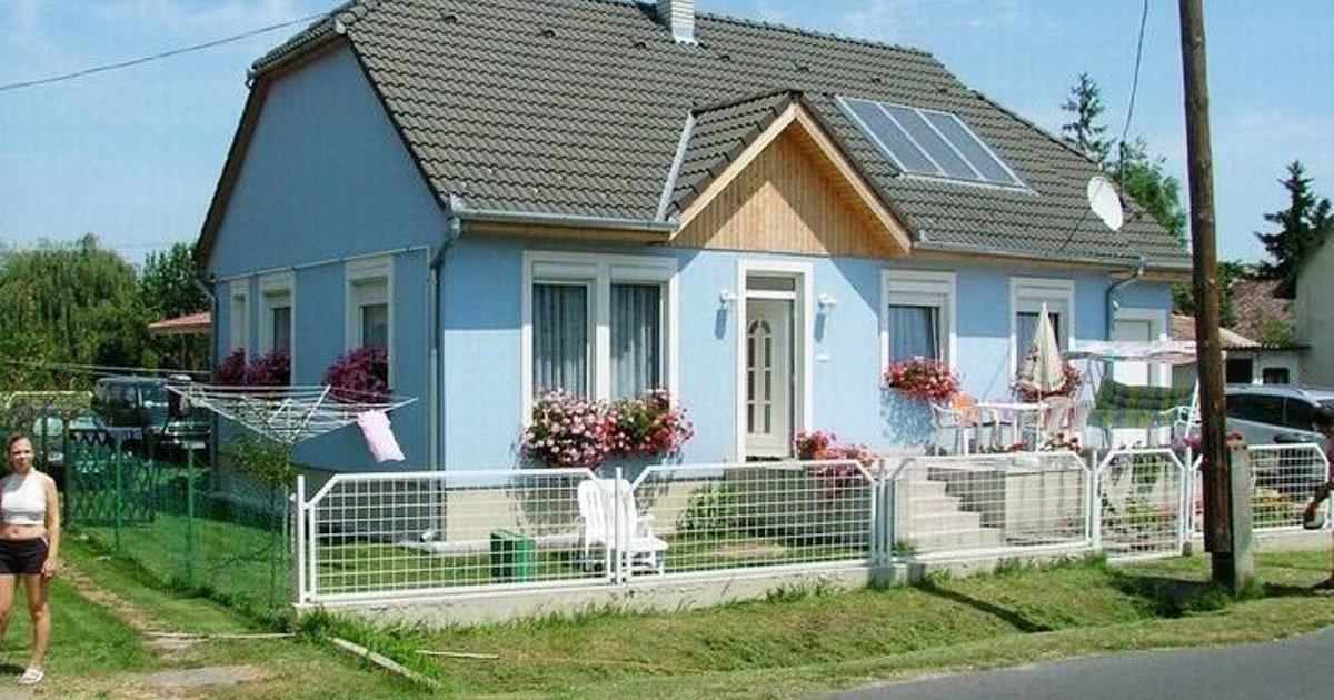 Balatonmariafurdo Holiday Home 1