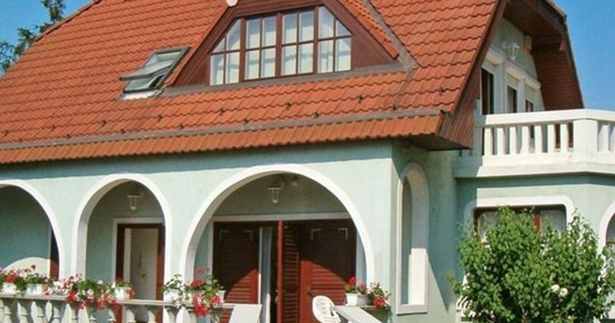 Holiday home Balatonmariafurdo, Lake Balaton 19