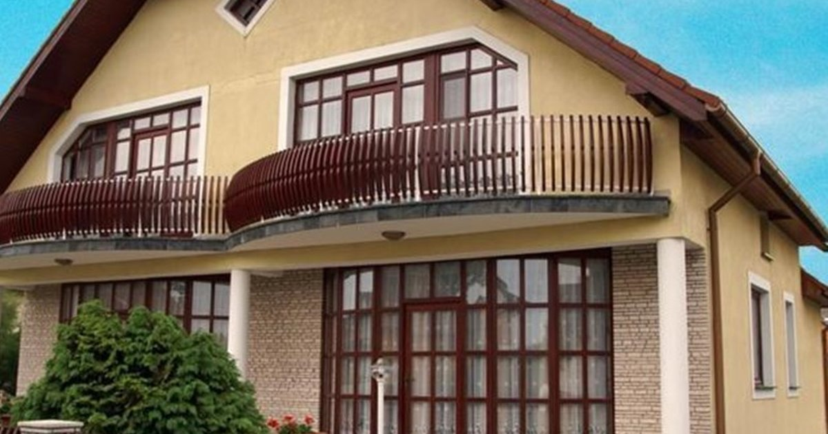 Three-Bedroom Holiday home Balatonmariafurdo near Lake
