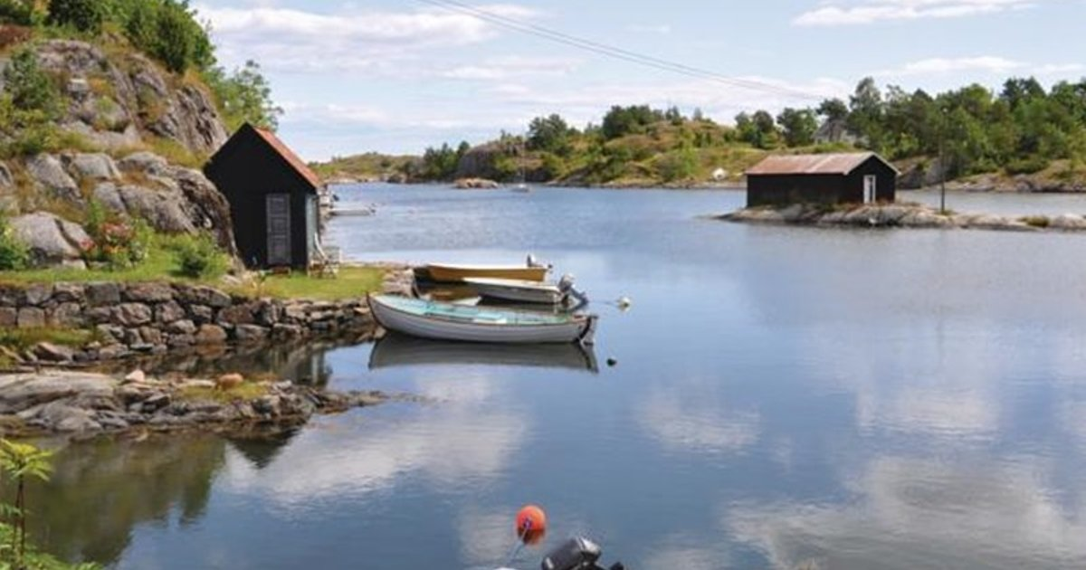 Holiday home Tvedestrand 58