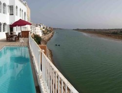 Morocco hotels with river view