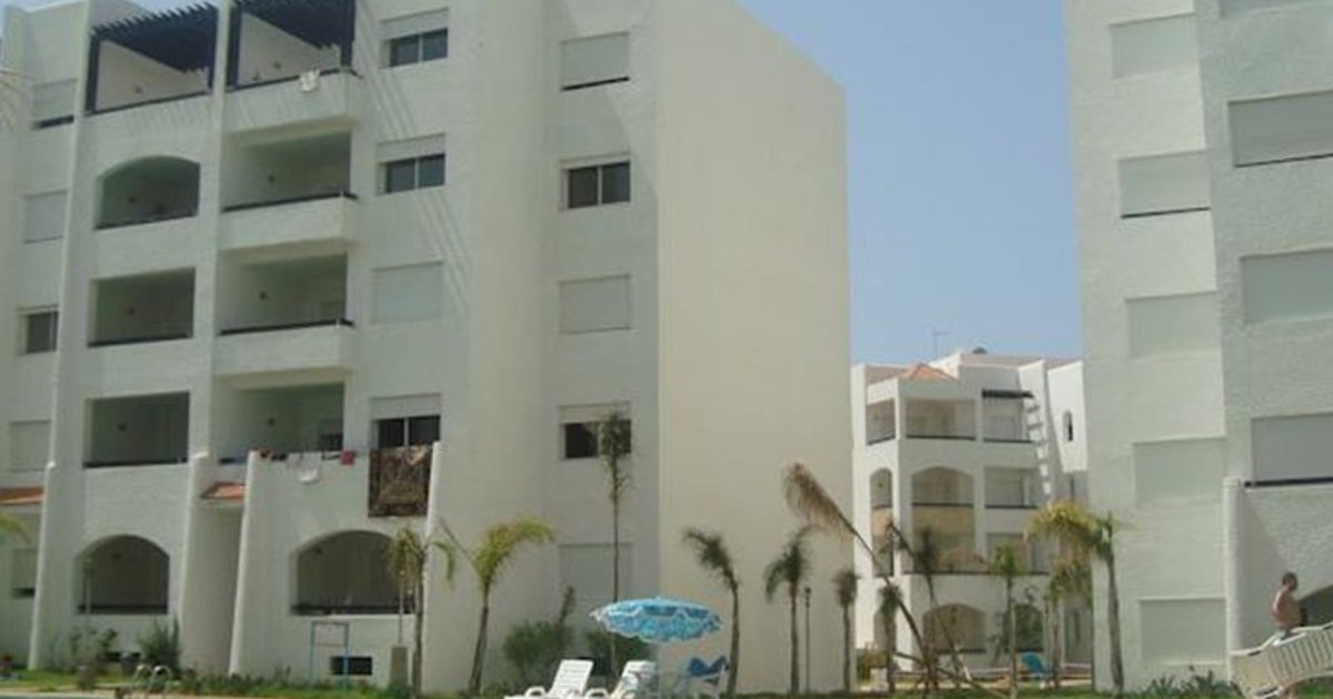 Appartement Assilah Marina Golf