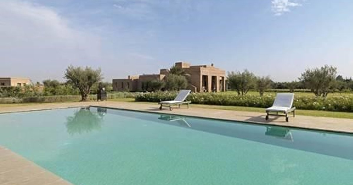 VILLA MARRAKECH GOLF CENTER