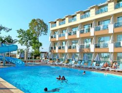 Kizilot hotels with swimming pool