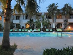 Top-4 hotels in the center of Patara