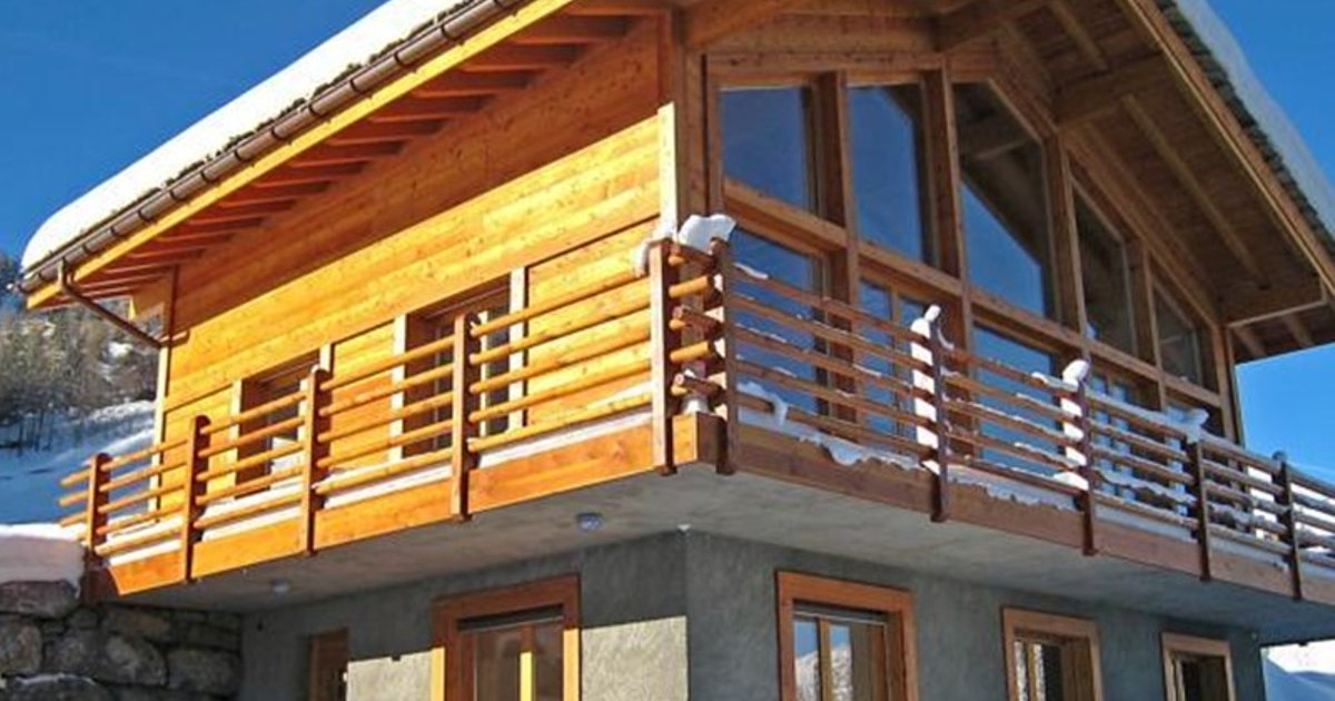 Chalet Chalet Tubber