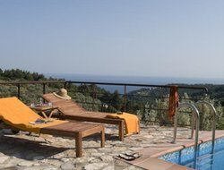 Alonnisos Island hotels with swimming pool