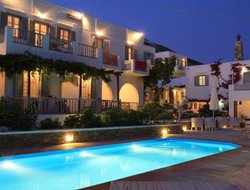 Top-10 hotels in the center of Sifnos Island