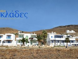 Tinos Island hotels with sea view