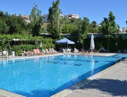 Pets-friendly hotels in Kato Daratso