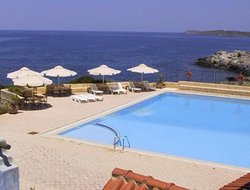 Kalathas hotels with sea view