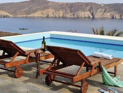 Agios Sostis hotels with swimming pool