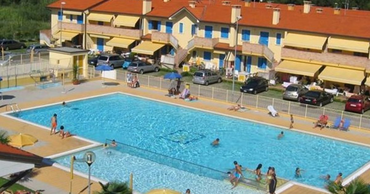 Apartment Rosolina Mare 88 with Outdoor Swimmingpool