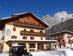Top-9 hotels in the center of Auronzo
