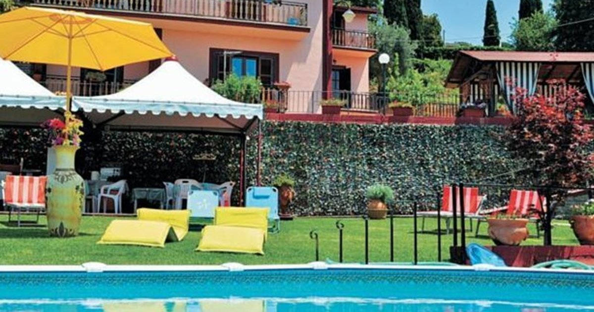 Apartment Trevigano Romano -RM- with Outdoor Swimming Pool 198