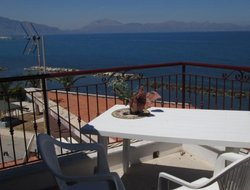 Trappeto hotels with sea view