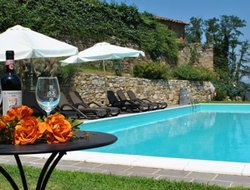Lucolena in Chianti hotels with swimming pool