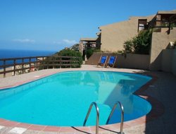 Costa Paradiso hotels with sea view