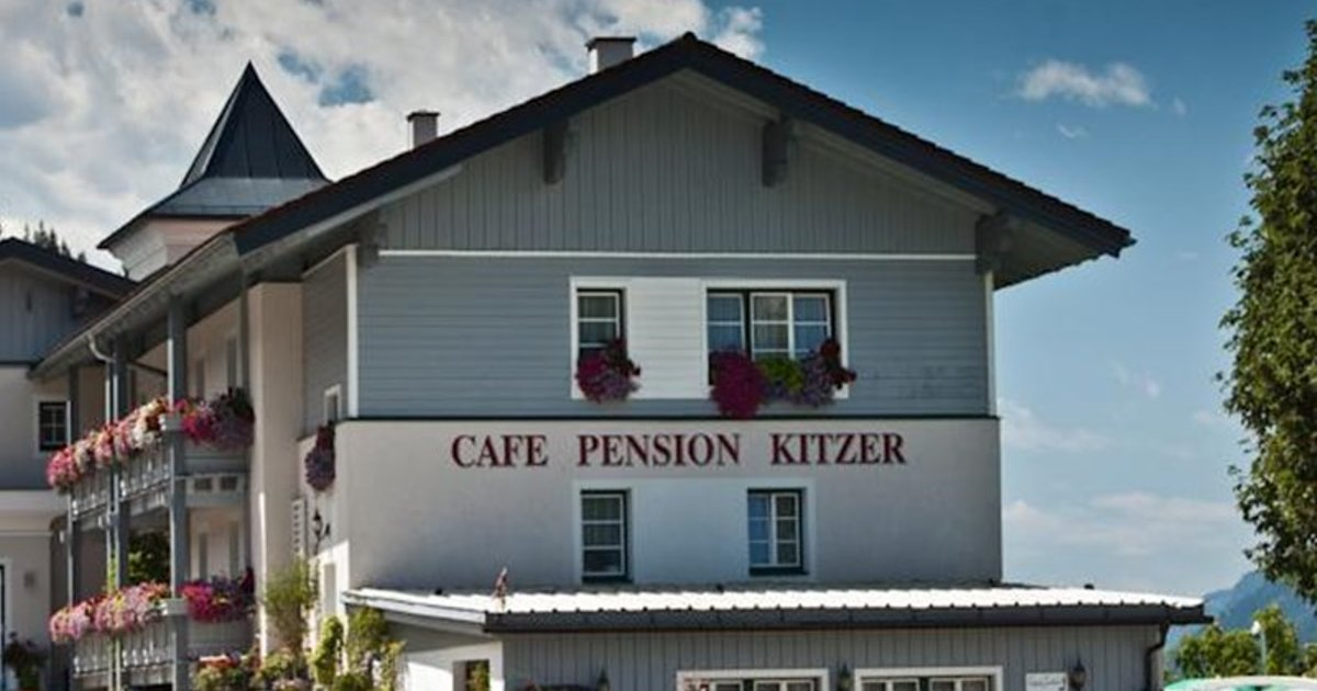 Appartement Cafe Pension Kitzer