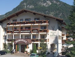 Top-3 hotels in the center of Lofer