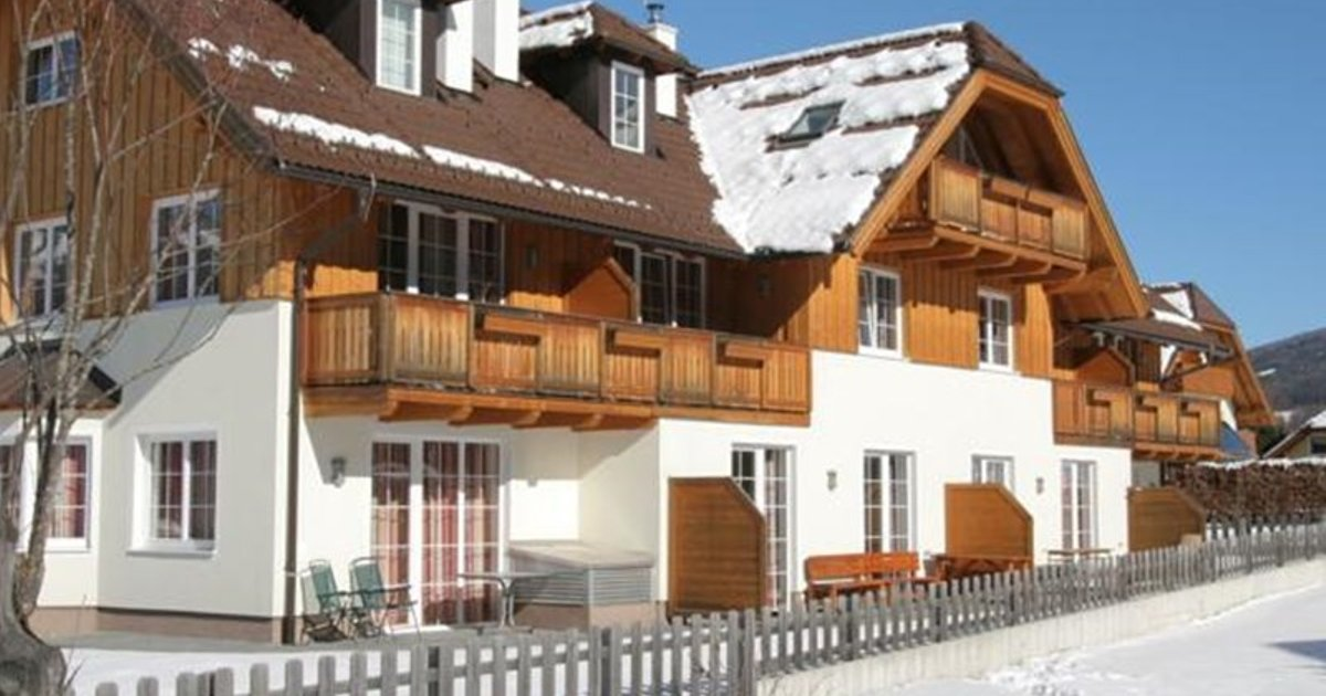Apartment An Der Piste 1