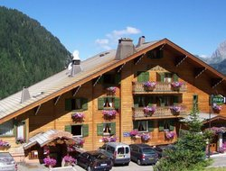Top-10 hotels in the center of Chatel