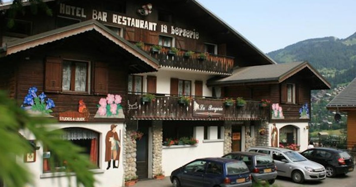 Hotel Bergerie Chatel
