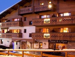 Top-8 hotels in the center of Combloux