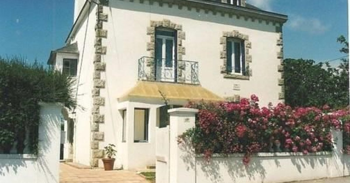 Holiday Home Saint Germain Cloharscarnoet