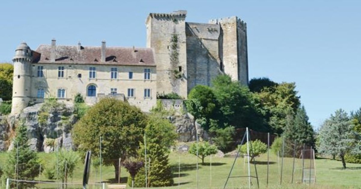 Holiday Home St Pantaly D'Ans Dordogne