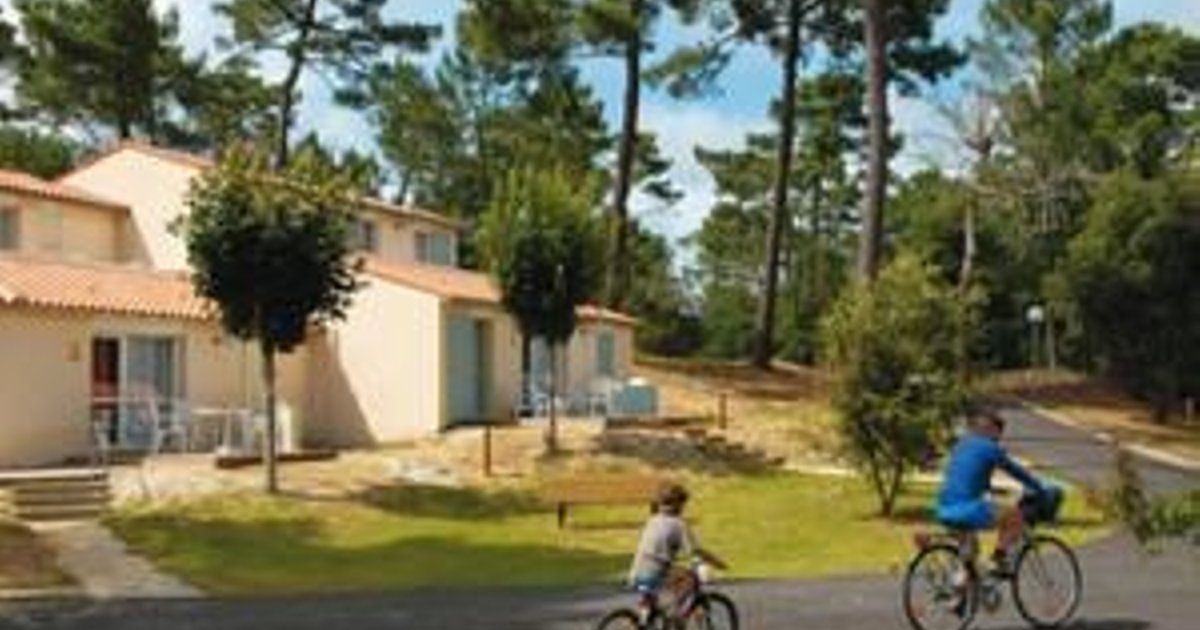 Apartment La Palmyre Les Mathes V