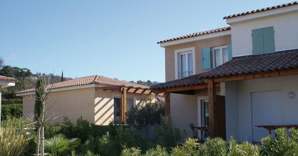 Holiday Home Les Bastides Des Chaumettes III