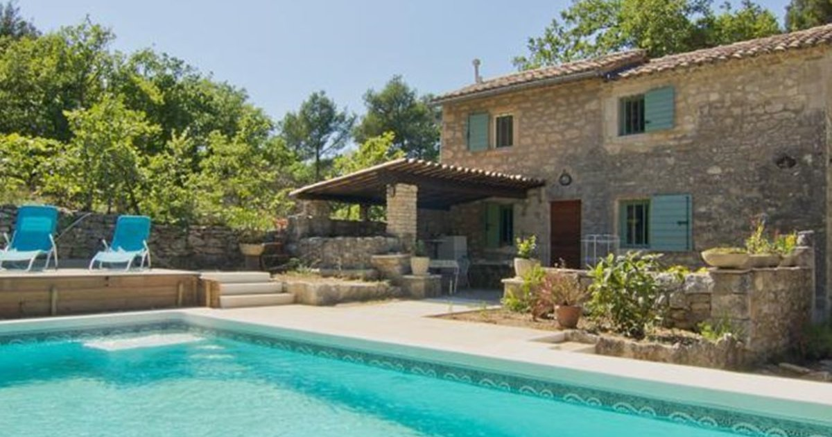 Holiday Home Le Bastidon Oppede