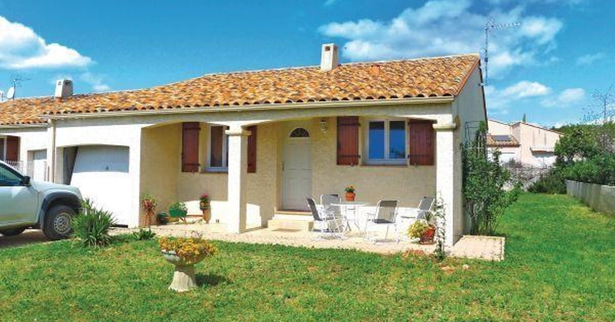 Holiday home Pignan GH-1268