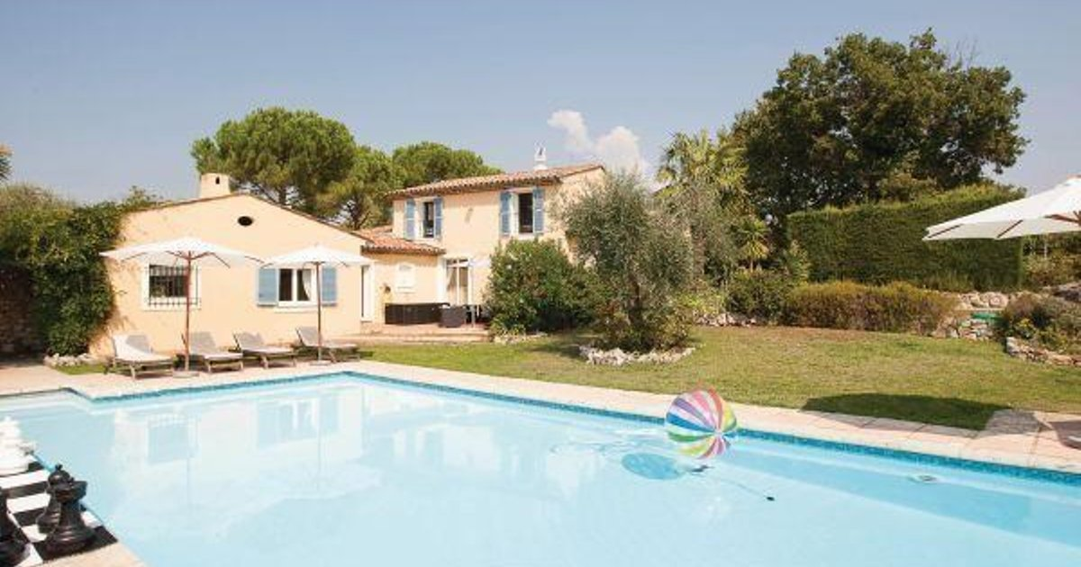 Holiday home St. Cézaire sur Siagne 15