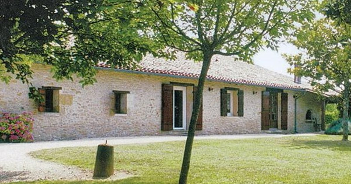 Holiday home StVivien de Monsegur K-651