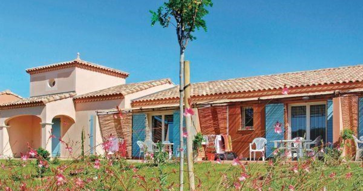Holiday home Carcassonne EF-1334