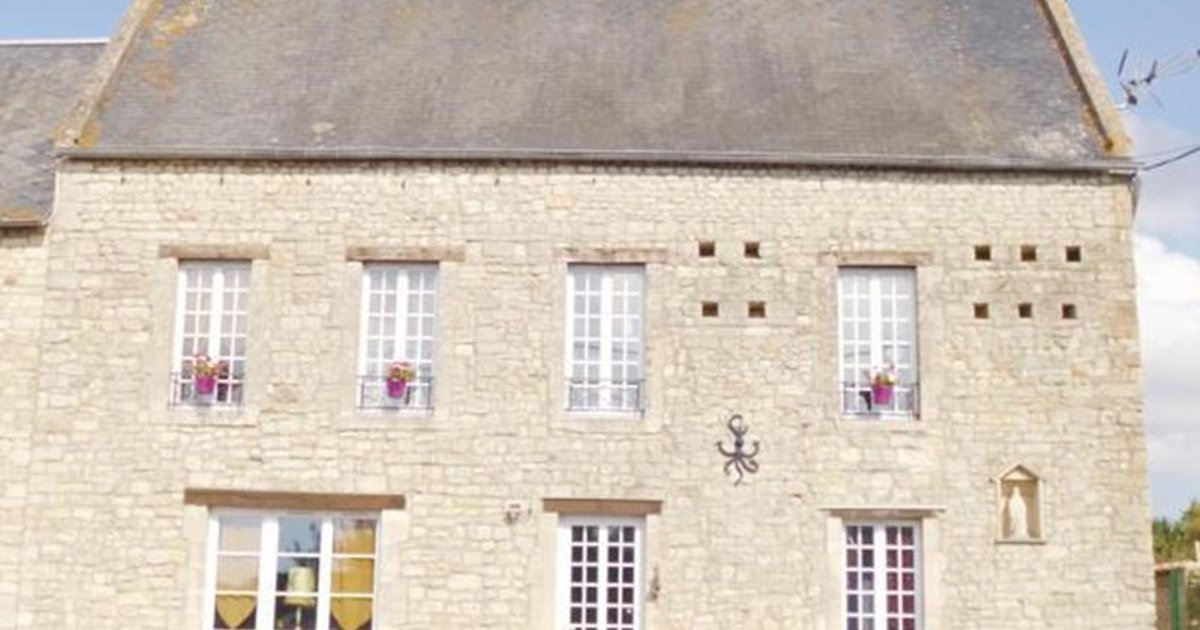 Holiday home Tour en Bessin M-793