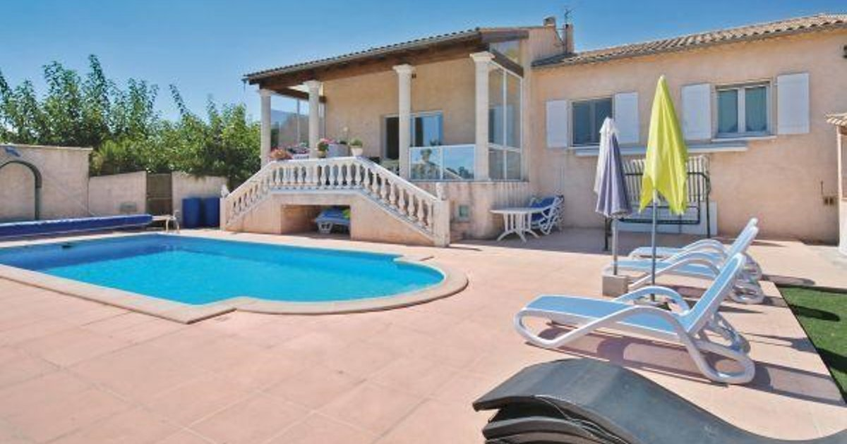 Holiday home Trans en Provence KL-1474