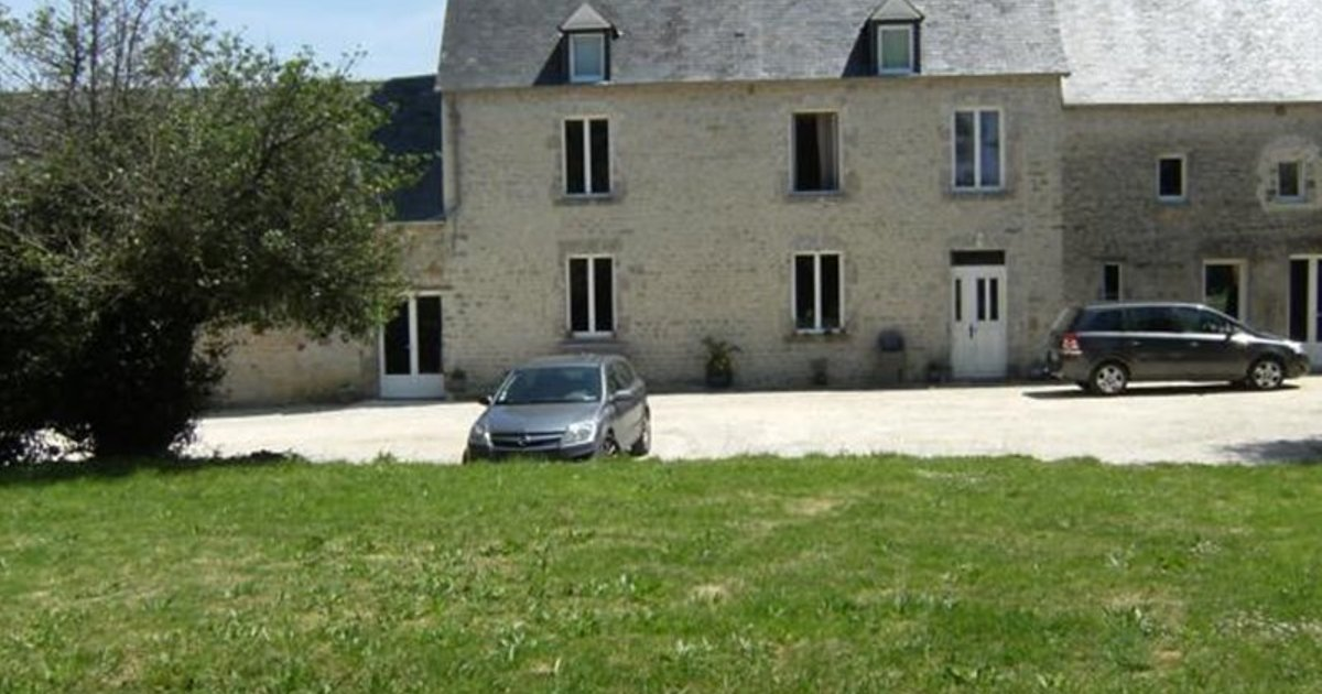 Holiday home La Crutte a la Hogue