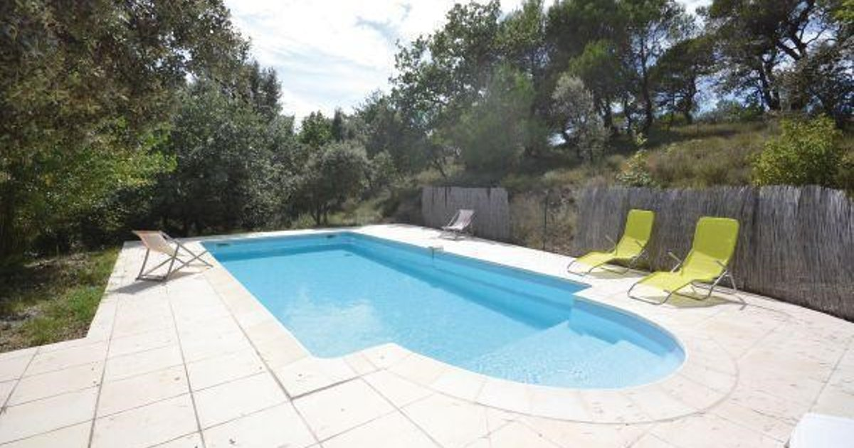 Holiday home Vaison-La-Romaine UV-949