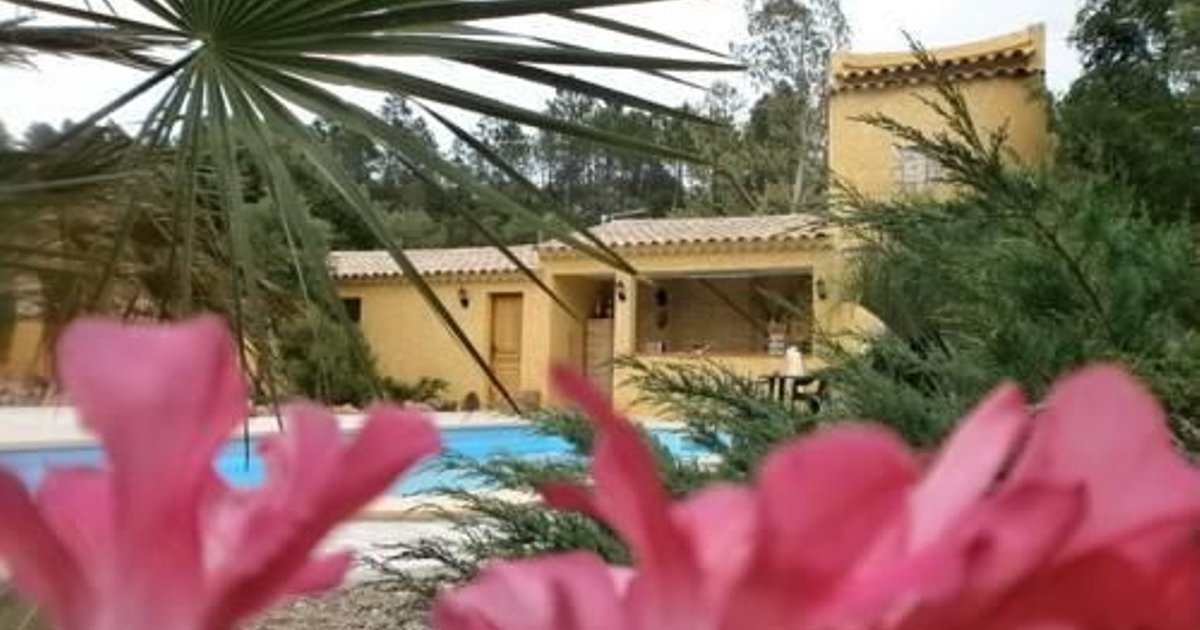 Holiday Home Entre Nice St Tropez Et Verdon Vidauban