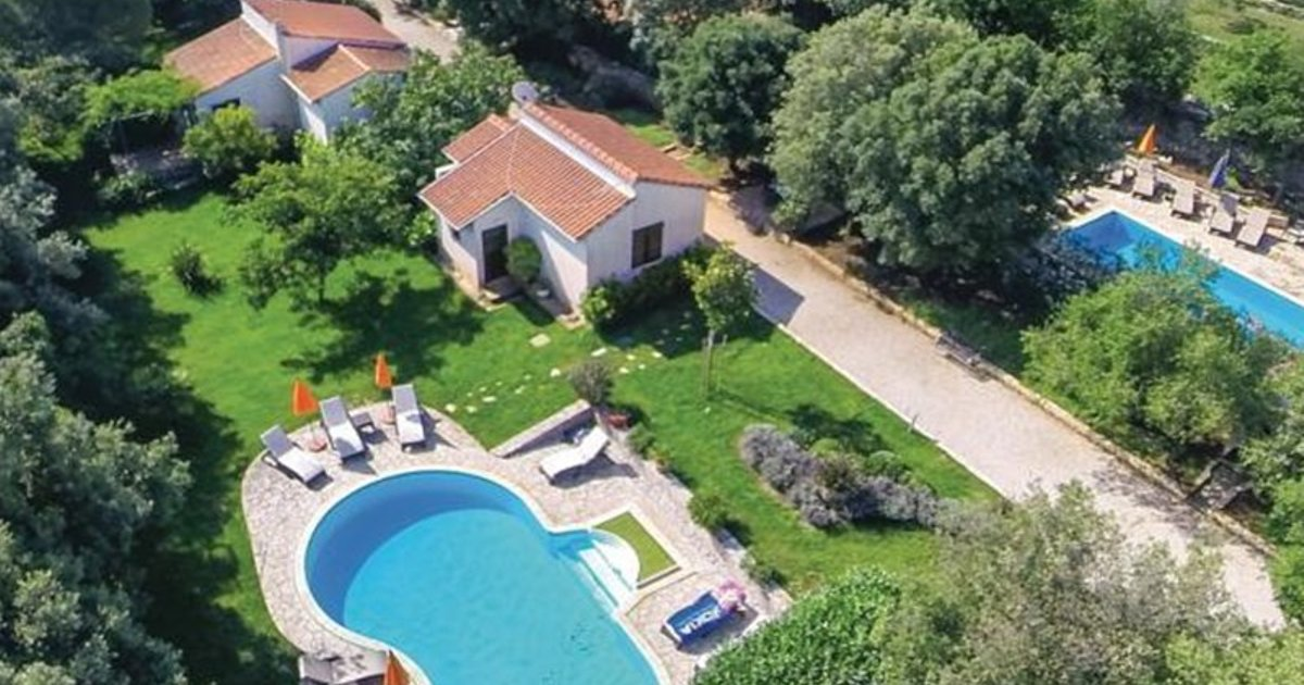 Holiday home Kavran Croatia