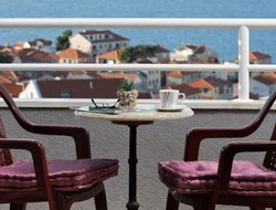 Postira hotels with sea view