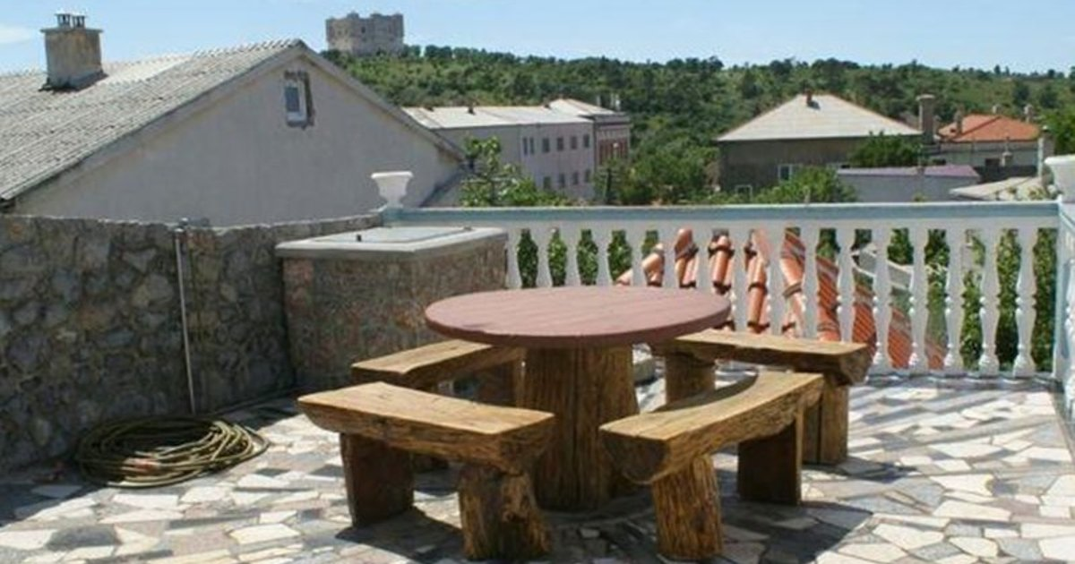 Apartment Ante Starcevica 34 B