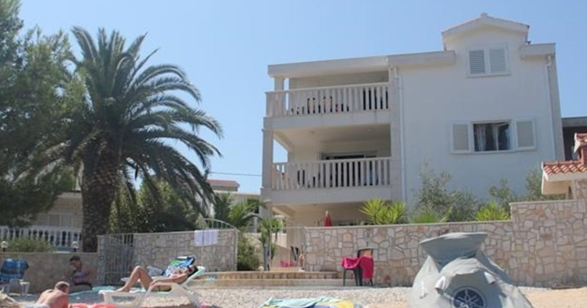 Luxury Beachfront Apartments Matista