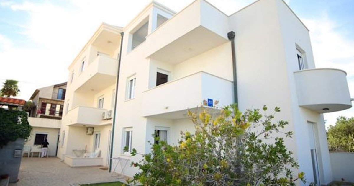Apartments Markovina