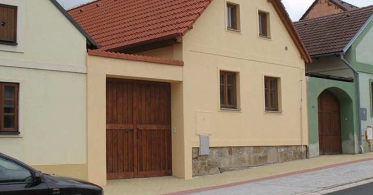 Holiday home Trhove Sviny 1