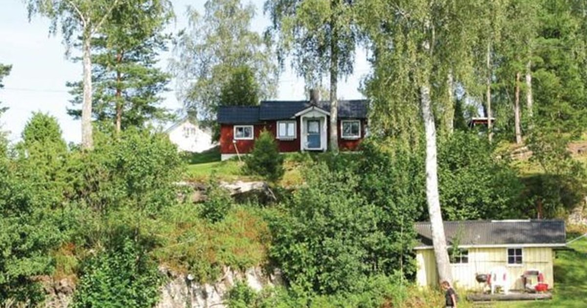 Holiday home Ryr Rönningen Köpmannebro