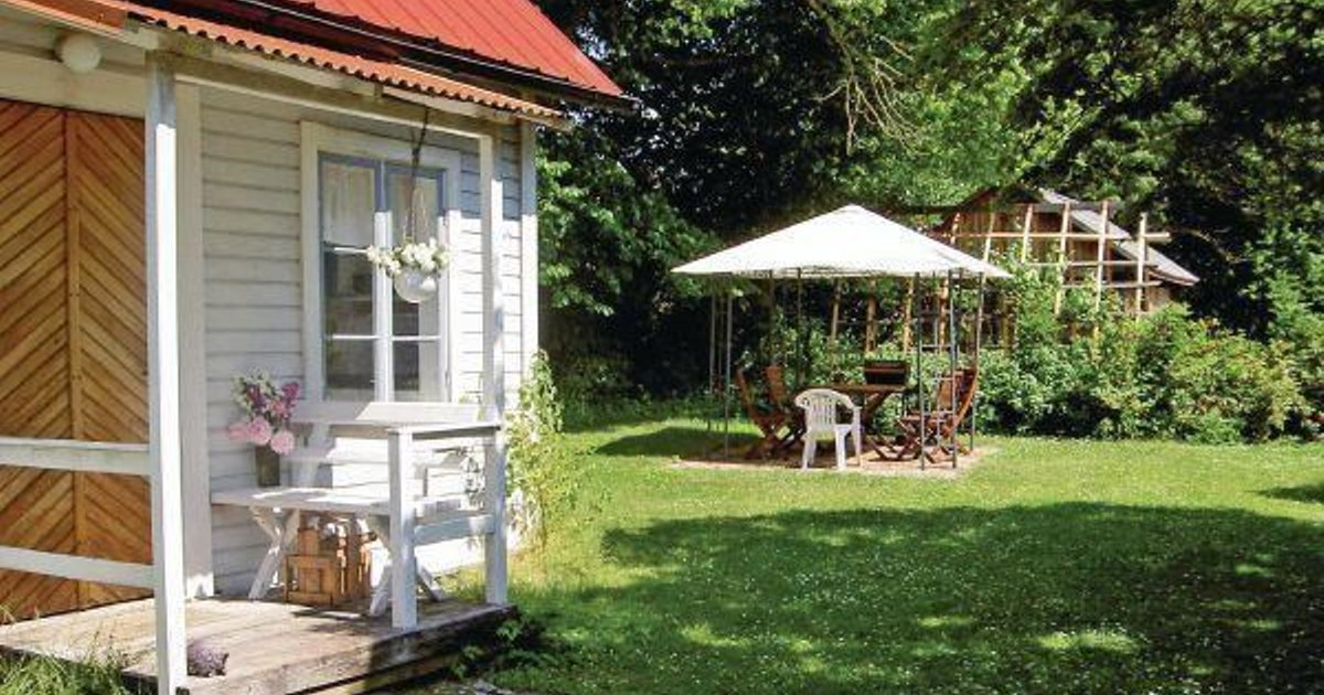 Holiday home Klintehamn 55